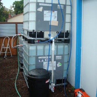 """The second """"Solar CITIES experimental all-climate biodigester"""" (the first in Egypt)"""