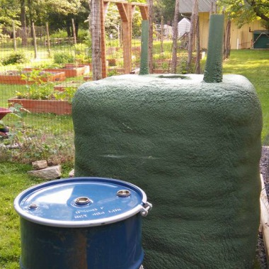 The First Unitarian Church in Hastings New York gets its first Solar CITIES IBC biodigester